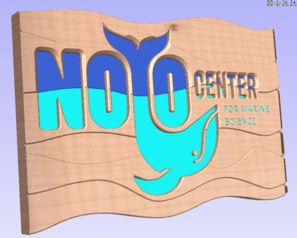 NoyoLogo inset Wood