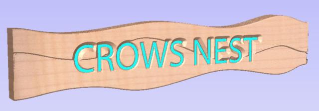 NoyoLogo Crows Nest