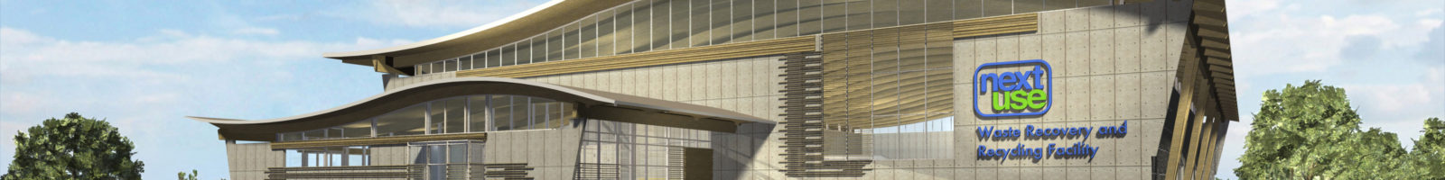 Belkorp Recycling exterior render