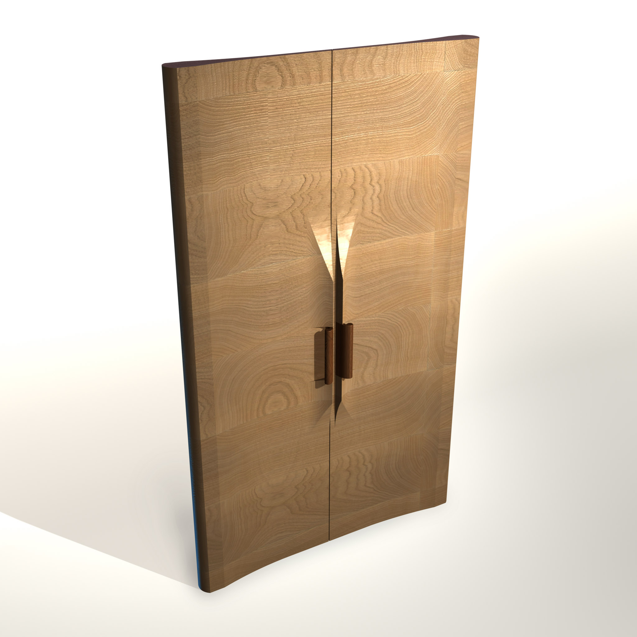 Swoop CNC Door Render